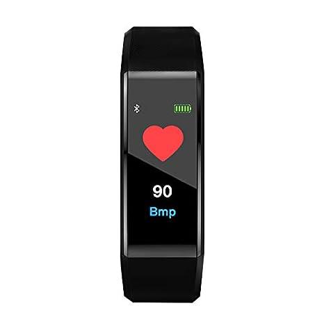Amazon.com: Ruimin Y3 - Reloj inteligente de fitness con ...