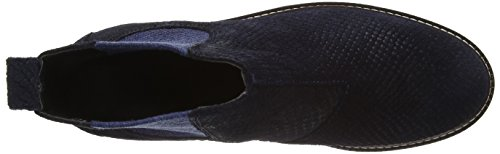 Jana 25325, Botas Chelsea Para Mujer Azul (Navy 805)