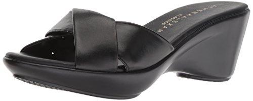 Athena Orlando Women's Alexander Black Wedge Sandal H6wv0wYZq