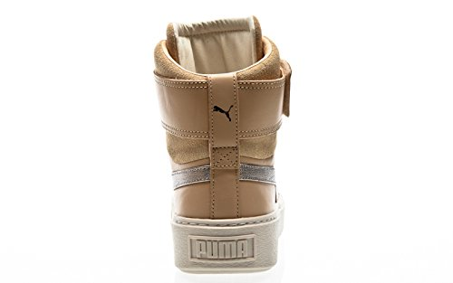 Natural Up Puma birch Wmns vachetta birch natural Strap Vachetta Platform qTHxTga