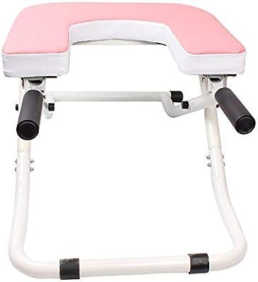Surprising Hmjy Yoga Chair Folding Inversion Bench Therapy Exercise Creativecarmelina Interior Chair Design Creativecarmelinacom