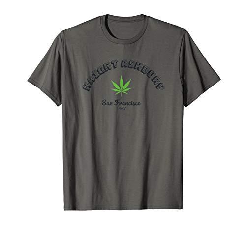 Haight Ashbury San Francisco, CA T-Shirt