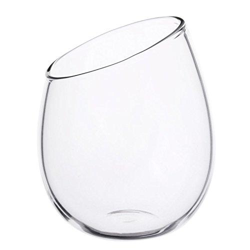 Preeyawadee Wine Glasses Champagne Glass Wine Glasses Brandy Cocktail 420 ml