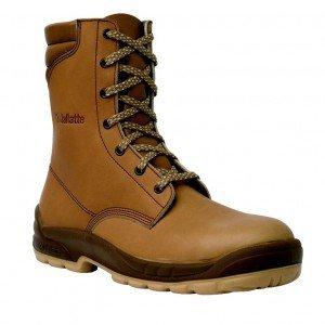 Chaussures de sécurité haute cuir JALOSBERN SAS S3 SRC
