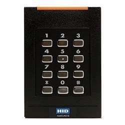 Hid 921ptntek00000 Rpk40 Multiclass Se Reader W/ Keypad,Prox,Wieg,Term,Black by HID