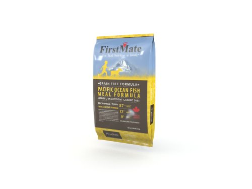 FirstMate Pet Foods Pacific Ocean Fish Puppy, 28.6 Pounds by FirstMate