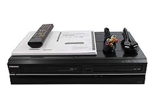 Buy Bargain Toshiba VHS to DVD Recorder VCR Combo VHS Tape Transfer Machine w/ Remote, HDMI