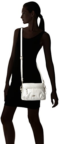 Women's Body Gabor Silber Bag Cross Women's Silver Gabor Lisa xOwfwEBz