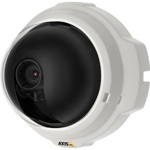 Axis Communications M3203 Fixed Dome Network Camera, Fixed Iris 2.8-10mm/F1.7 Lens, 800x600 SVGA Resolution, H.264/Motion JPEG Stream, No Midspan, PoE, 30fps Frame Rate (Svga Network Camera)