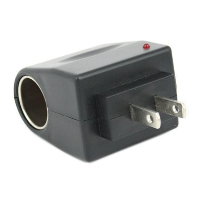 Dayan Cube J26 Universal AC to DC Car Cigarette Lighter Socket Adapter US Plug by Dayan Cube (Image #2)