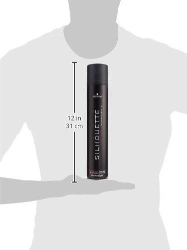 Schwarzkopf Professional Vestimenta spray de fijación ultra fuerte Silueta Pure 500ml Fórmula: Amazon.es: Belleza