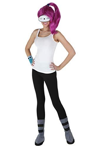 Womens Futurama Leela Costume Kit Standard]()