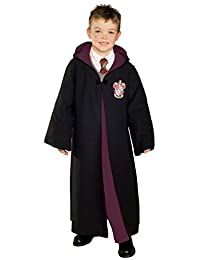 Rubies Costume Harry Potter Child's Costume Deluxe Harry Potter Gryffindor Robe, Medium (size 8-10)