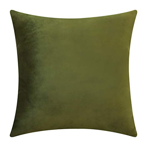 (HOME BRILLIANT St Patricks Day Pillow Cover Couch Green Euro Sham Pillow Covers Large Cushion Cover Pillow Case for Patio Outdoors Spring, 26