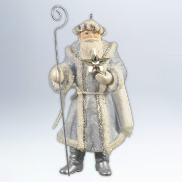 Hallmark 2012 Father Christmas Ornament #9