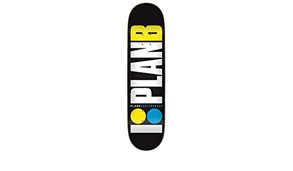 Plan B Slant Complete Skateboard Team 8