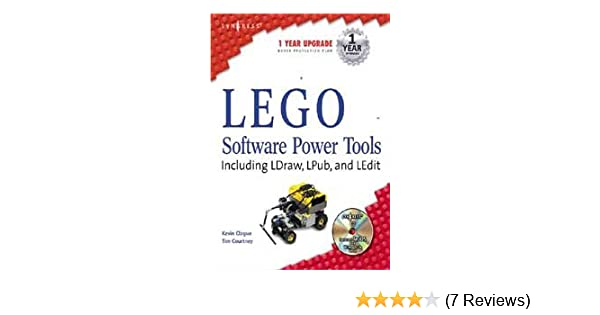 Lego Software Power Tools With Ldraw Mlcad And Lpub: Clague