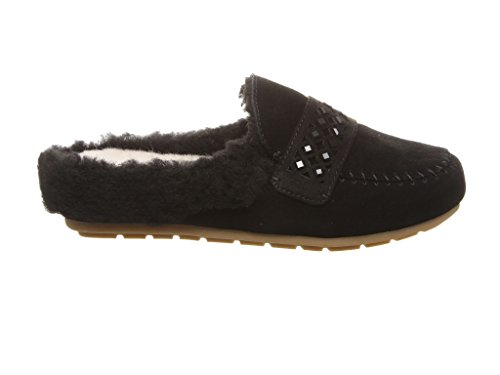 Slipper Women's BEARPAW Tilley Ii Black qZx68Ex