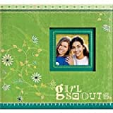 K&Company Girl Scouts Album with Window, 12-Inch by 12-Inch, Girl Scouts