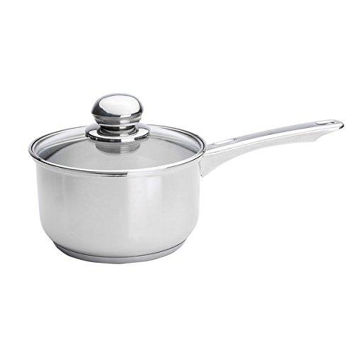 Kinetic GoGreen Classicor Stainless Steel 2-Quart Glass Lid Saucepan (Small Copper Fondue Pot compare prices)