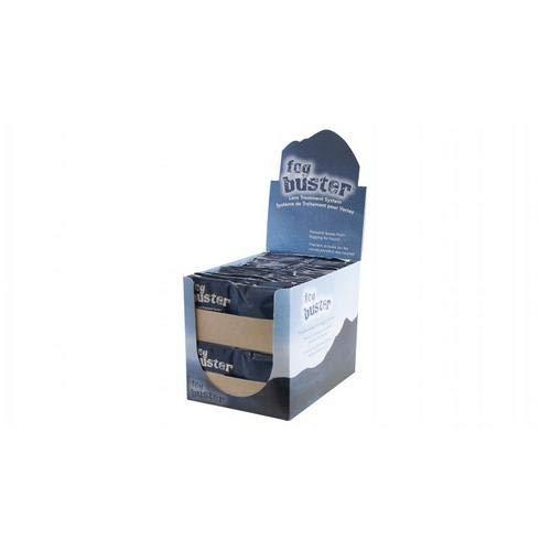 Pyramex Fog Buster Anti-Fog Lens Treatment System Towelettes (Box of 60) by Pyramex Safety