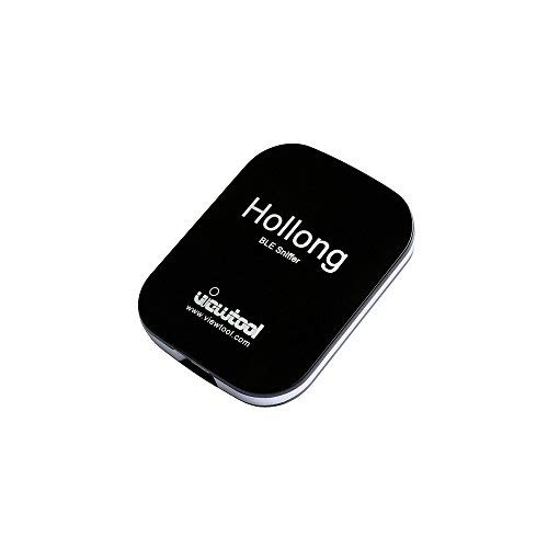 ViewTool Hollong Full Channel Professional Bluetooth 4.0/4.1/4.2 BLE Sniffer Protocol Analyzer Monitor Support Windows/Linux/Mac Wireshark Dongle
