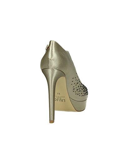 Liu Donna Jo Champagne Sandali S16035t0380 OROfr