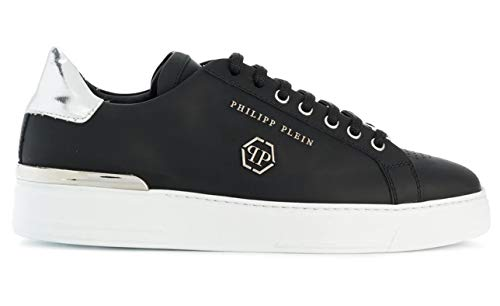 Ple008n Msc1211 Over Nero Lo Uomo Philipp Scarpe top Sneakers Plein A Border qOHv6O