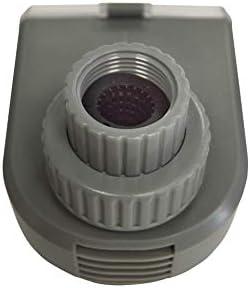 S & M 590009Bewässerungsuhr Wasserhahn Mechanische heures-minutes 19mm violett