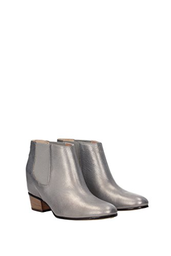 Golden Boots G30WS388 Goose Women Gray Leather UK Dana Ankle 6nSzPpq6x