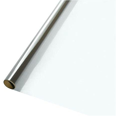 Sparkle Wrap Clear Cellophane Wrap Roll Pkg//6 30 in x 100 ft
