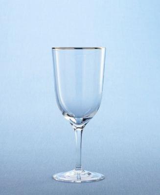 - Bracelet Iced Beverage Stemware with Gold Rim, 14oz