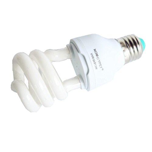 13W-Lampe-Calcium-UV-UVB-Ampoule-pour-Tortue-Lzard-Reptile-Globe-Vivarium-Terrarium