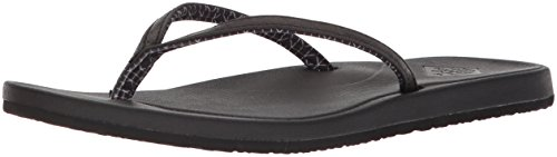 Freewaters Womens Solana Sandal Black zcX7eL4HS