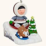 "Hallmark Keepsake ""2008"" Frosty Friends Christmas Ornaments"