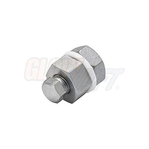 GlowShift Transmission Pan & Oil Pan Temperature Sensor Thread Adapter Kit - Drain Plug