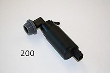 Japan Parts WP-200 Limpiaparabrisas para Automóviles: Amazon.es: Coche y moto