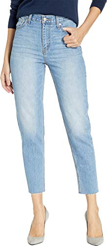 Levi's Women's Mom Jeans, Sneak Peek, Blue, 29