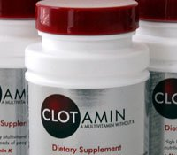 CLOTAMIN MULTI VITAMIN (NO K) 60CP