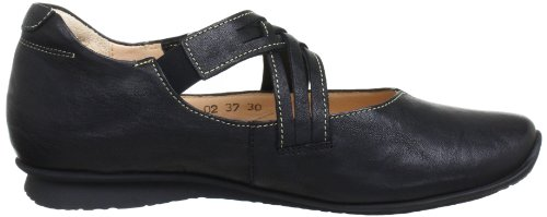 Think Chilli 80108 Damen Ballerinas Schwarz (sz/k794 02)