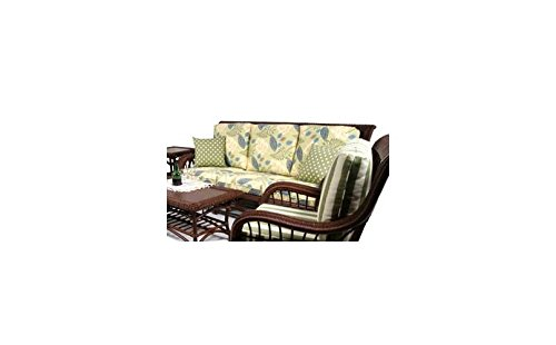 Palm Spring Rattan Sofa (964)