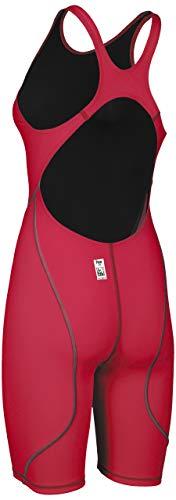 2 Nuoto nbsp;costume Scoperta nbsp;schiena Da St 0 Donna Red nbsp; Competizione Arena E Powerskin g6Hxw54zqt