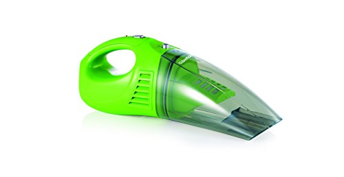 CLEANmaxx 01565 Cordless Handheld Vacuum Cleaner | 30 Watts | 20 min Operating Time | Green