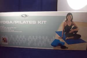 Amazon.com: ATHLETIC Works Esterilla de yoga: Sports & Outdoors
