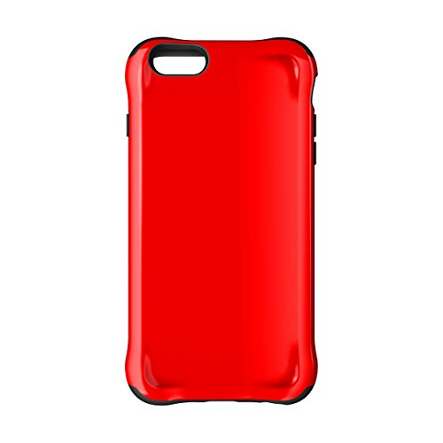 ase for iPhone 6 Plus 5.5-Inch and iPhone 6s Plus 5.5-Inch - Retail Packaging - Red/Black ()