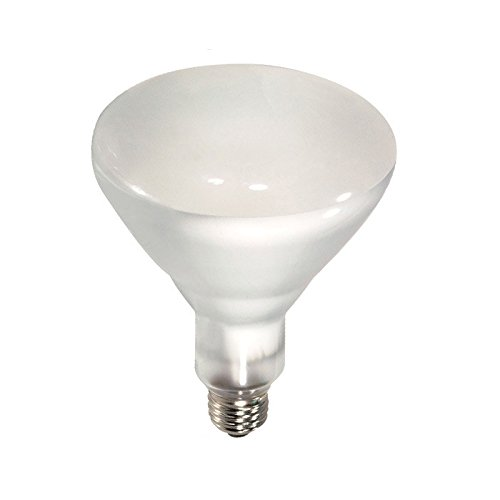 Philips Lighting 65BR/FL60 120V 24/1 Incandescent Reflector Lamp, 65 W, Incandescent Lamp, E26/24 Medium Lamp Base