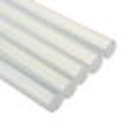 200 Pcs Hot Melt Glue Gun Stick 0.42 x 8'' Full Size Clear White by Glues Stuff (Image #1)
