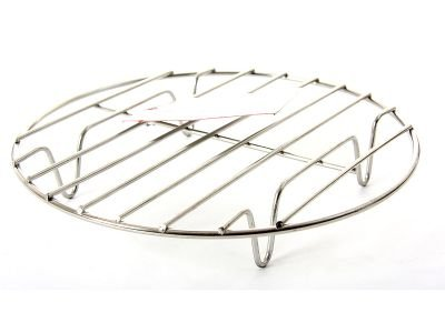 Stainless Steel 10.25'' Steamer Rack, Case of 24 by DollarItemDirect (Image #1)