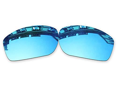 Vonxyz Lenses Replacement for Oakley Valve New 2014 Sunglass - Ice MirrorCoat Polarized