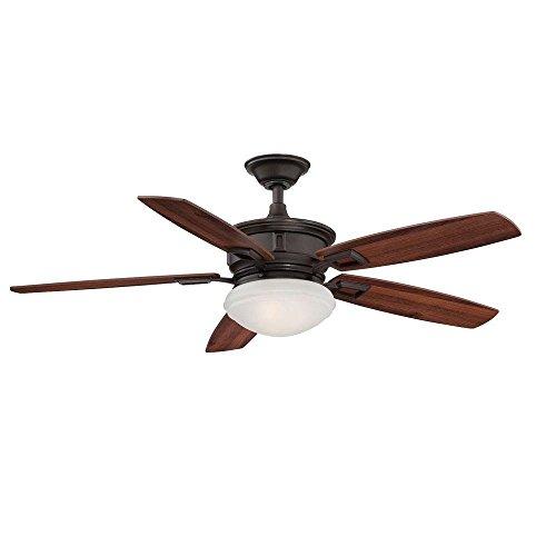 52 oil rubbed bronze ceiling fan - 8